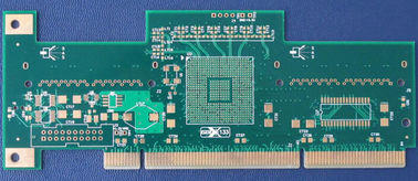 Or d'immersion cartes électronique de haute performance de panneau de carte PCB de 6 couches